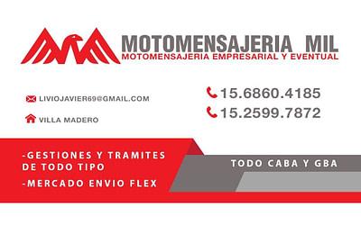Motomensajeria M I L