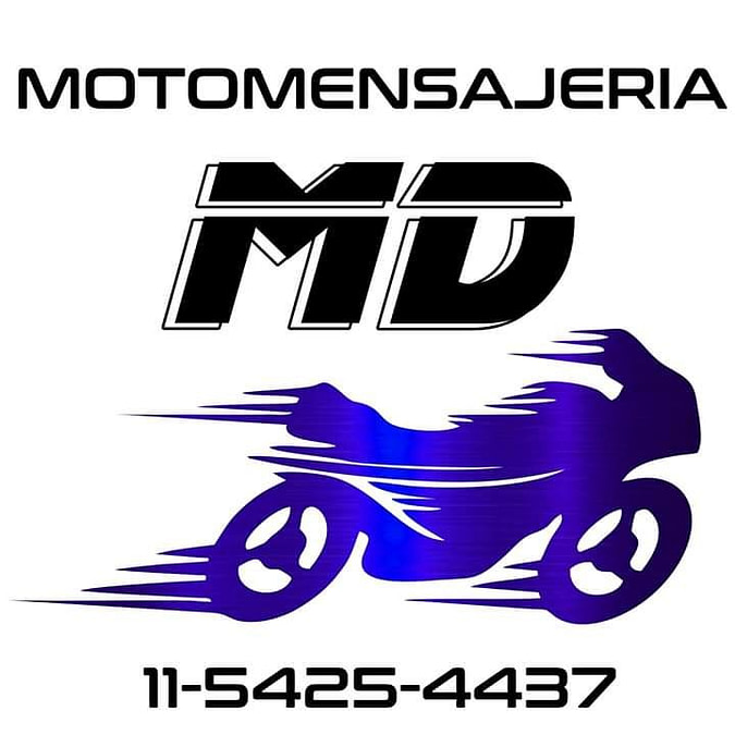 Motomensajería MD